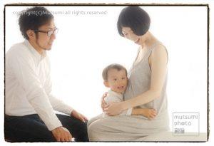 マタニティー+家族
