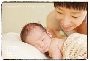 新生児photo