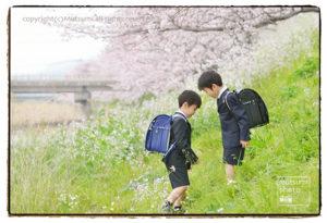 進級&入学photo