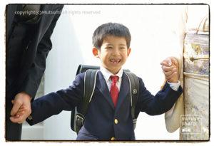 入学式ドキュメント撮影