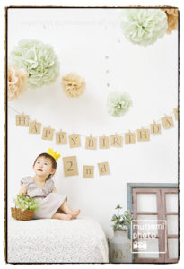 2nd Birthday photo