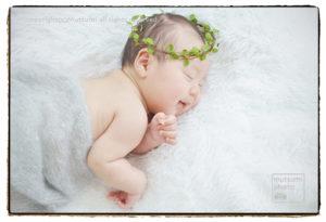 生後1ヶ月 新生児フォト(ニューボーンフォト)